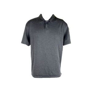 J Crew Polo Short Sleeve Gray Charcoal Casual Golf